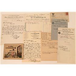 J.B. McCullough Druggist Archive  (113393)