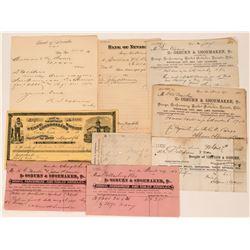 Osburn & Shoemaker Druggist Archive  (113363)