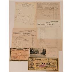 BF Shaw Druggist Archive  (113498)