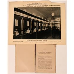 Soda Fountain Manufacturing Ephemera  (113508)