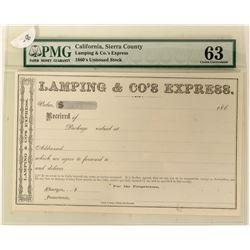 Lamping & Company Trio  (108455)