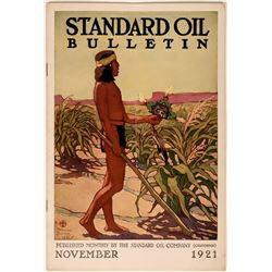 Standard Oil Bulletin 1921  (120924)