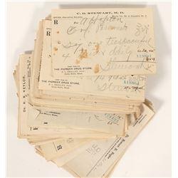 Doctors Prescription Slips/ 275 Pieces  (100243)