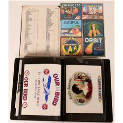 Mostly Cuban Cigar Labels  (121124)