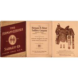 Hermann H. Heiser Saddlery Catalog  (120905)