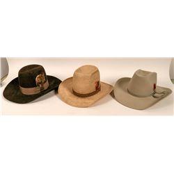 Cowboy Hats Trio  (122764)