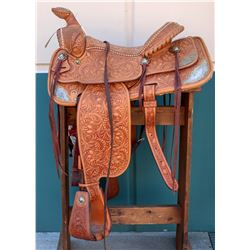 Shoup Parade Saddle  (121492)