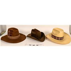 Stetson, Bailey  Cowboy Hat Trio  (122767)