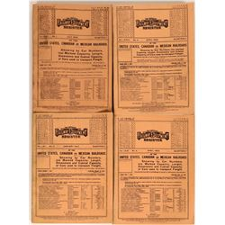 The Official Railway Equipment Register 1947-62  (120909)