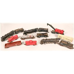American Flyer Model Locomotives & Rolling Stock  (120855)