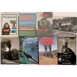 Classic Trains Book Collection  (121554)