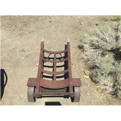 Heavy Duty Hand Truck used by the Railroad  (118232)