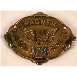 Wagner Palace Car Company Badge  (113416)
