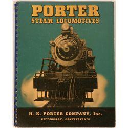Porter Steam Locomotives Catalog  (122241)