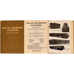 Car & Locomotive Cyclopedia of American Practices Centennial Edition  (122264)