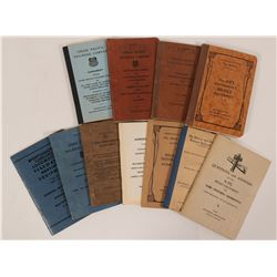 Railroad Employee Booklets  (114344)