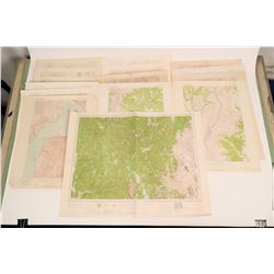 Topographical Maps of Idaho  (120602)
