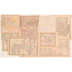 Maps Various States  (116944)