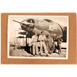 AP Photo of WWII Bomber Crew  (120923)