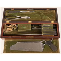 Military Amputation Kit, c1861, G. Tiemann & Co., New York  (114398)