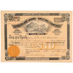 Cumberland MC Stock  (109534)