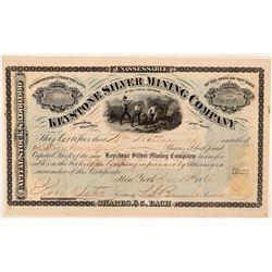 Keystone Silver Mining Co  (110827)