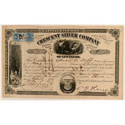 Crescent Silver Co of Cincinnati  (110844)