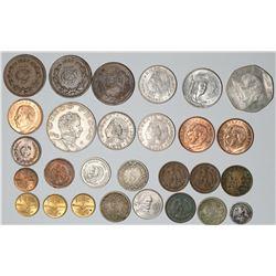 Mexico Coin Collection  (119856)