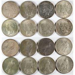 Eight Peace Dollars  (119811)