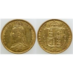 Gold Sovereign  (120694)