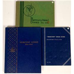 Mercury Dime Albums: Three Different  (121659)