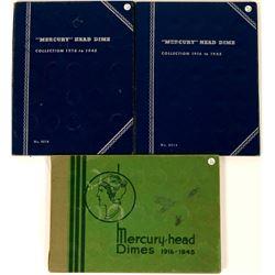 Mercury Head Dime Albums  (122572)