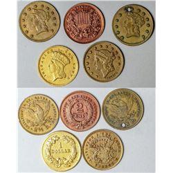 Mini Coin Series  (121336)