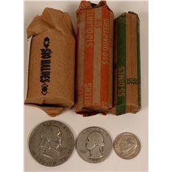 Mini Survival Silver Coin Collection  (119784)