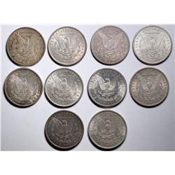 Morgan Dollar Group  (119804)