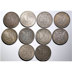 Morgan Dollar Group  (119802)