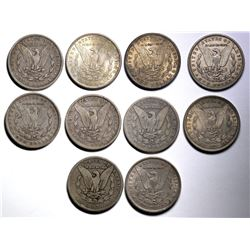Morgan Dollar Group  (119800)