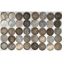 Morgan Dollar Roll  (119812)