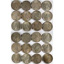 Peace Dollar Dozen  (119809)