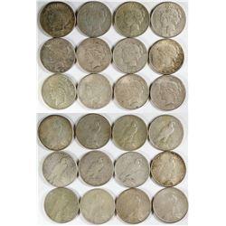 Peace Dollar Dozen  (119806)