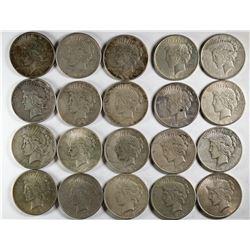 Peace Dollar Roll  (119807)