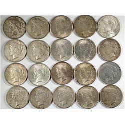 Peace Dollar Roll  (119810)