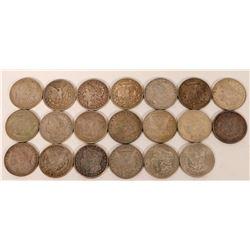 Roll of Morgan Dollars  (119801)