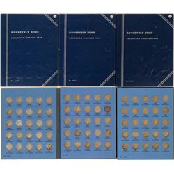 Roosevelt Dime Albums  (122571)