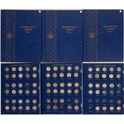 Roosevelt Dime Whitman Albums  (121657)