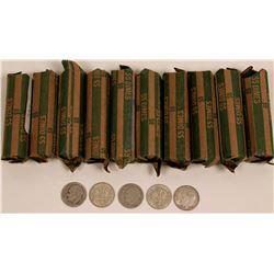 Silver U.S. Dimes  (119791)