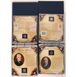 United States Presidents Coin Collection  (119820)