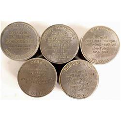 Tutor Coin Dies for Las Vegas Style Games (5)  (100121)
