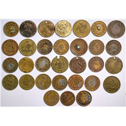 $1 Eagle Counter Collection  (120150)