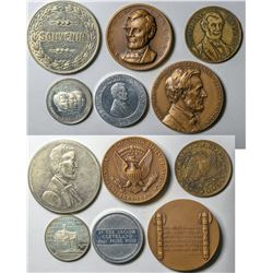 Abraham Lincoln Medal Collection  (119878)